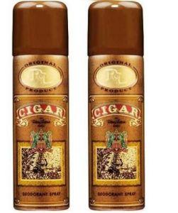 Lomani Deodorants - Set Of 2 Cigar By Lomani Deodorants 200 Ml Each