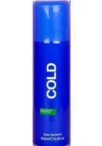 Benetton ( Ucb ) Cold Deo For Men 200 Ml