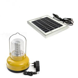 Home Accessories - Solar Lantern Auto Chargeable 16 LED