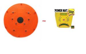 Body Twister Accupressure Power Mat