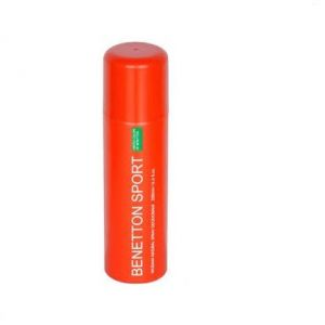 Benetton Sport Deodorant For Women - 200 Ml