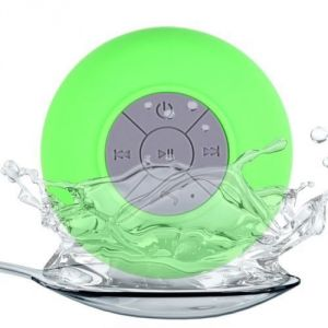 6th Dimensions Water Proof Bluetooth Shower Speaker