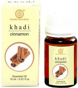 Khadi Personal Care & Beauty - Khadi Herbal Cinnamon Essential Oil