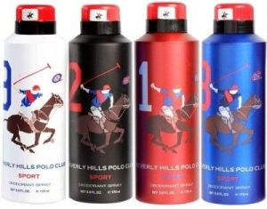 Beverly Hills Polo Club Combo Set(set Of 4)