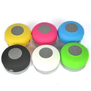 Portable New Bluetooth Speaker Shower Waterproof Wireless Handsfree