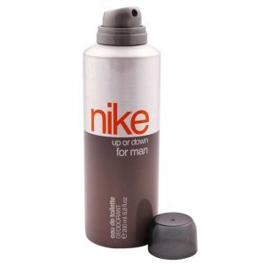 Nike Personal Care & Beauty ,Health & Fitness  - Nike Limited Edition Up Or Down Deodorant 200 Ml (edt Concentration)
