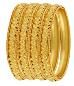 Jewelery Gold Plated Bangles
