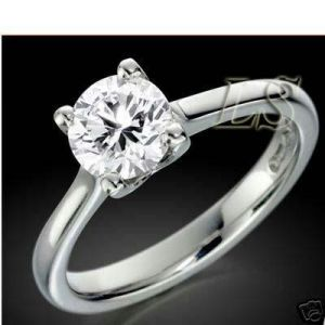 Rich American Diamond Ring