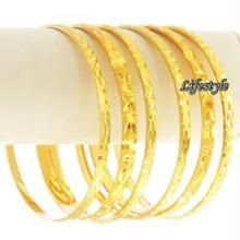 22 CRT Gold Plated Wear Bangle S