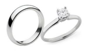 Rings (Imitation) - Hi Lifestyles..Couple Rings,exclusive Valentine Gift For You & Your Beloved