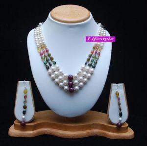Pearl Jewellery Sets - Exclusive Fresh Water Pearl Set .....ls248