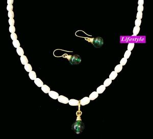 Exclusive Fresh Water Pearl Set -ls 446