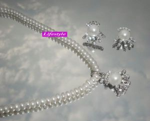 Exclusive Fresh Water Pearl Set .....ls89