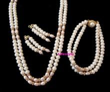 Jewellery Designer Fresh Water Pearl Set