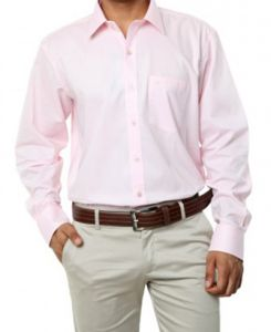 Exclusive Pink Shirt For Men