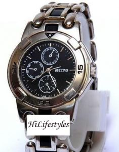 Sober & Stylish Wrist Watch For Men Smw20