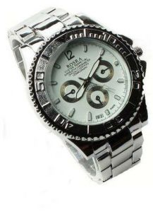 Sober & Stylish Wrist Watch For Men Smw28