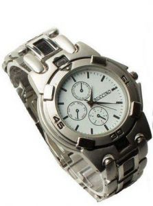 Sober & Stylish Wrist Watch For Men Smw30