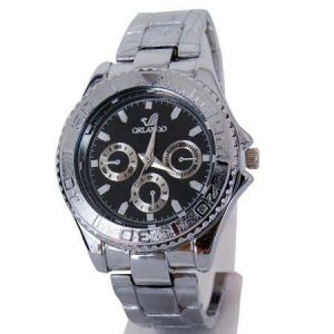 Sober & Stylish Wrist Watch For Men Smw37