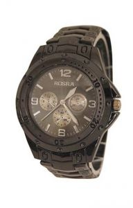 Sober & Stylish Wrist Watch For Men Smw45