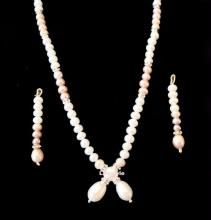 Xxxx--jewellery Hyderabad Fresh Water Pearl Set