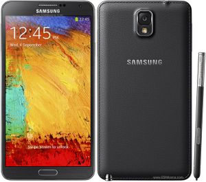 Samsung - Samsung Galaxy Note 3 Mobile Phone