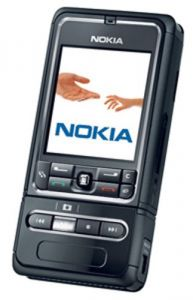 Used Nokia 3250 Internal10 Mb, 64 Mb RAM Mobile Phone