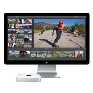 Desktop PCs - Apple Mac mini dual-core i5 2.6GHz/8GB/1TB/Iris Graphics