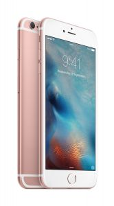 Apple iPhone 6s (rose Gold) With Manufacture Warranty