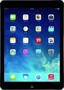 Tablets & e book readers - Apple iPad Air Wi-Fi 16GB Space Gray
