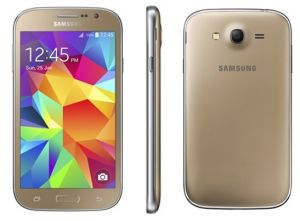 Samsung Galaxy Grand Neo Plus Gold Mobile Phone