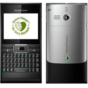 New Sony Ericsson Aspen Mobile Phone