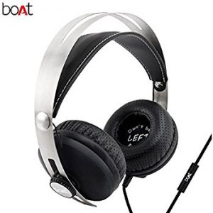 Headphones - boAT BassHeads 800 Super Extra Bass Wired Headphones