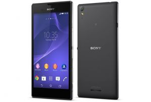 Sony Xperia T3 Dual Mobile (black) With Manufacturer Warranty Mobile Phone