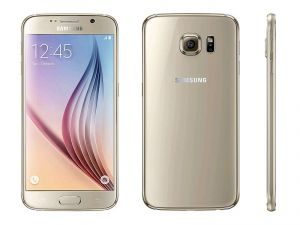 Samsung Galaxy S6 64gb Gold Platinum With Manufacturer Warranty Mobile Phone