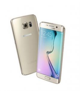 Samsung Galaxy S6 EDGE 32GB Gold Platinum With Manufacturer Warranty Mobile Phone