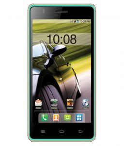 Intex Aqua Speed HD Blue With Manufacturer Warranty