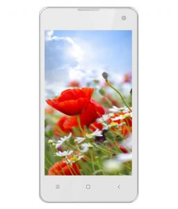 Intex Aqua Active(white) With Manufacturer Warranty