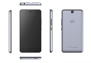 Micromax - Micromax Canvas Juice 3 Mobile With 4000mah Battery With Manufacturer Warranty