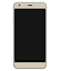 Intex Aqua Sense 5.0 (champagne) With Manufacturer Warranty