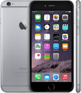 Mobile Phones, Tablets - Apple I Phone 6 Plus Space Grey - 64 GB