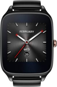 Asus Zenwatch 2 Gunmetal Case With Metal Strap