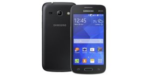 Samsung Galaxy Star Advance Black Mobile Phone