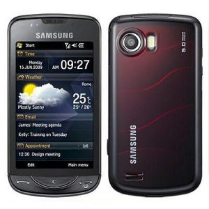 New Samsung B7610 Omnia Pro Mobile Phone