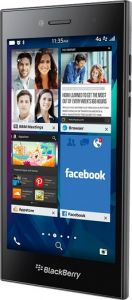 Blackberry Leap - Black