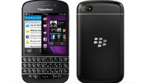 Blackberry - BlackBerry Q10