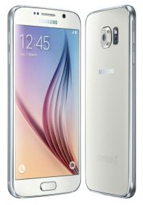 Samsung Galaxy S6 32GB White With Manufacturer Warranty Mobile Phone