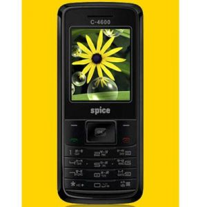 New Spice C4600 Mobile Phone