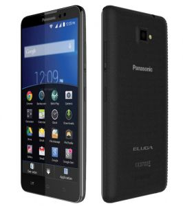 Panasonic Mobile Phones, Tablets - Panasonic Eluga S (black)
