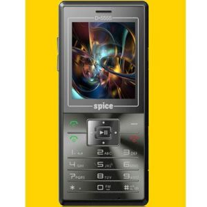 Spice - New Spice D5555 dual SIM mobile phone